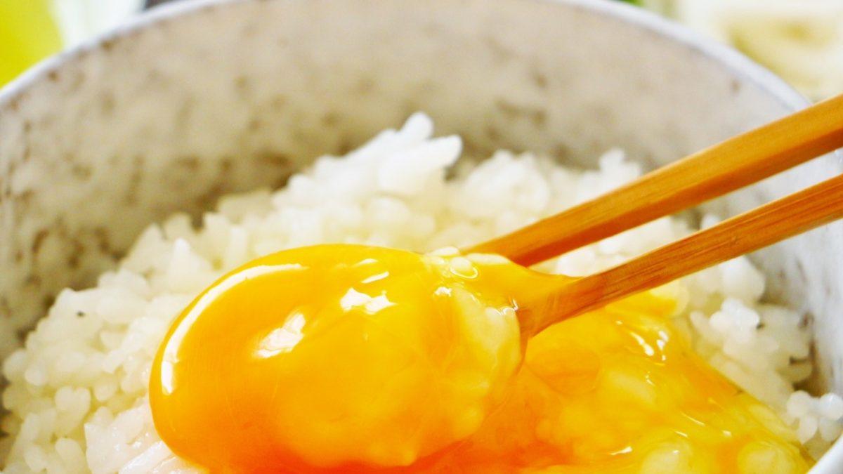 教えてもらう前と後の卵かけご飯レシピ