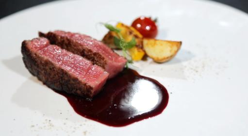 ヒルトンホテルのステーキレシピ