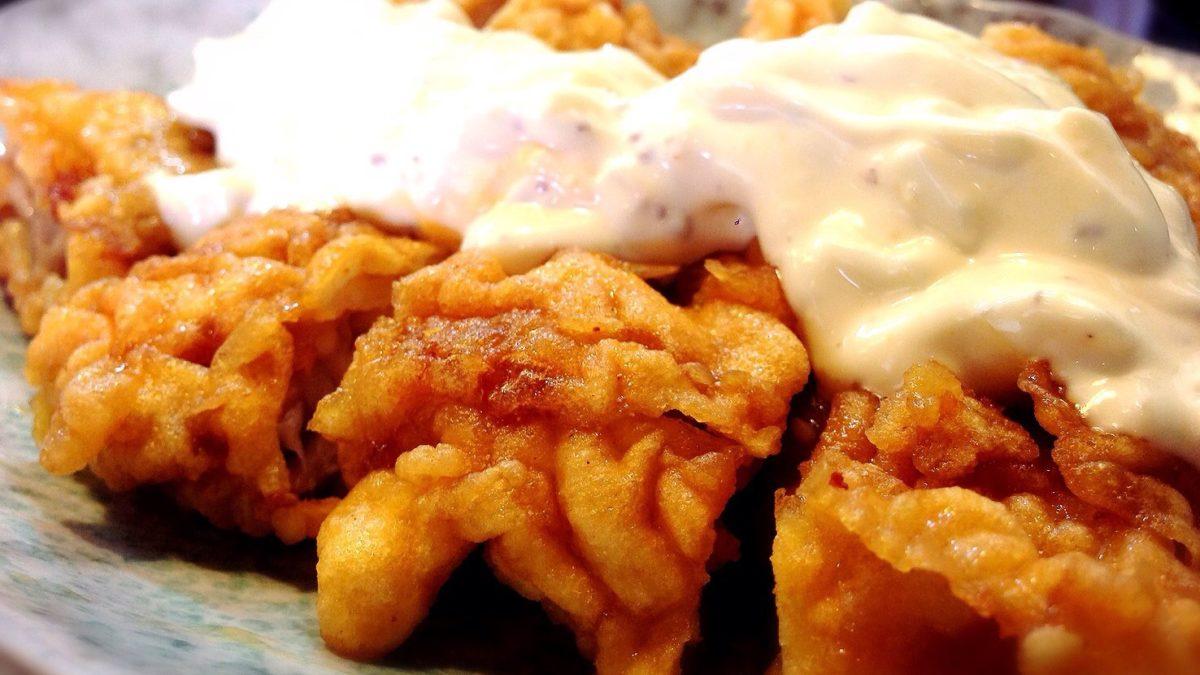 サタプラの美肌タルタルソースのチキン南蛮レシピ