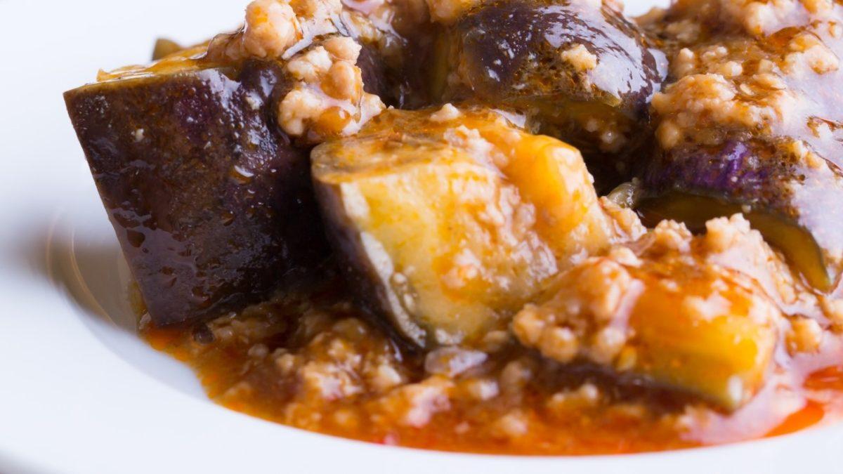 あさイチの魚香茄子レシピ