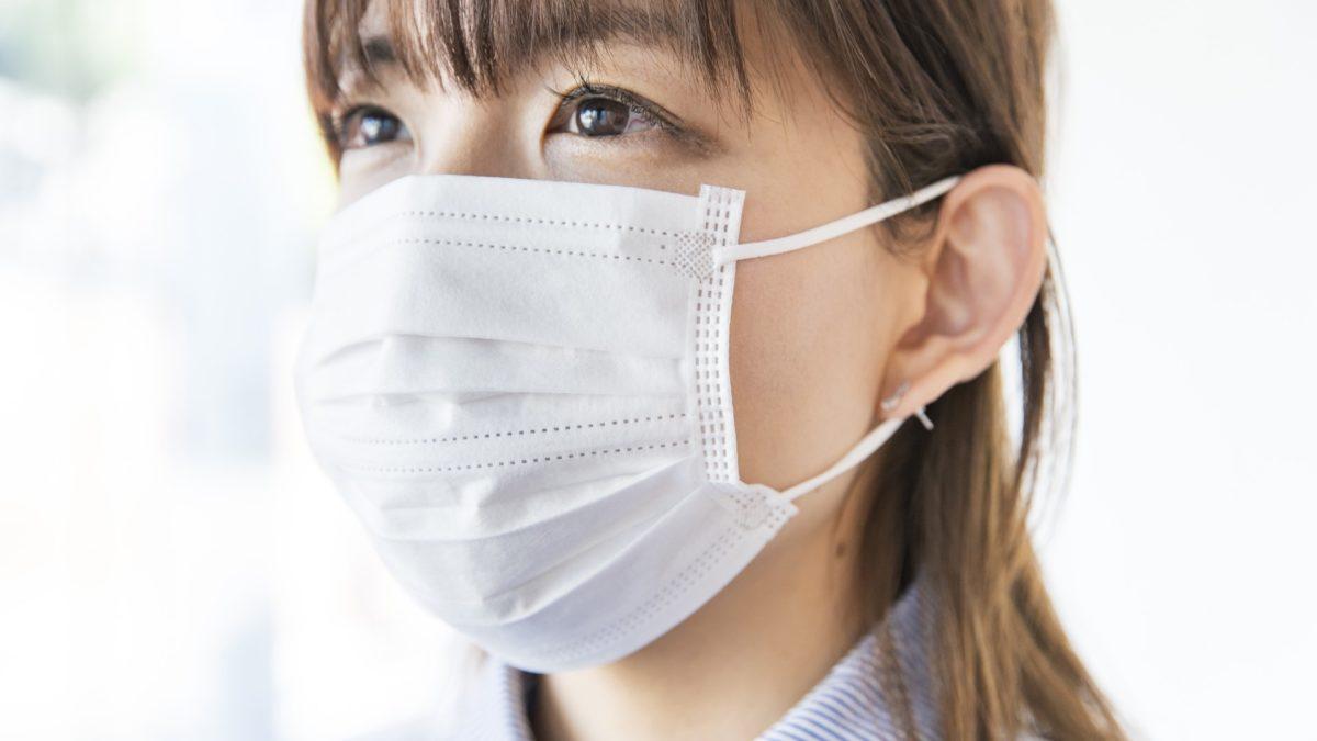 あさイチで紹介されたハッカ油マスク