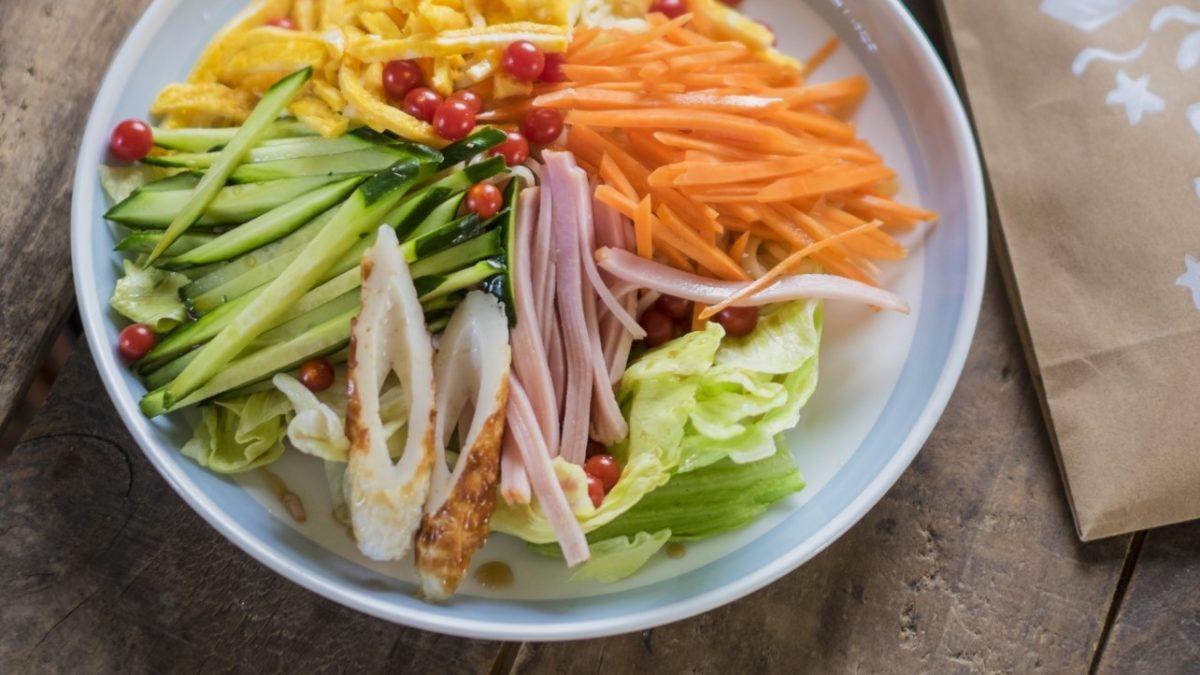 セブンイレブンの中華料理判定