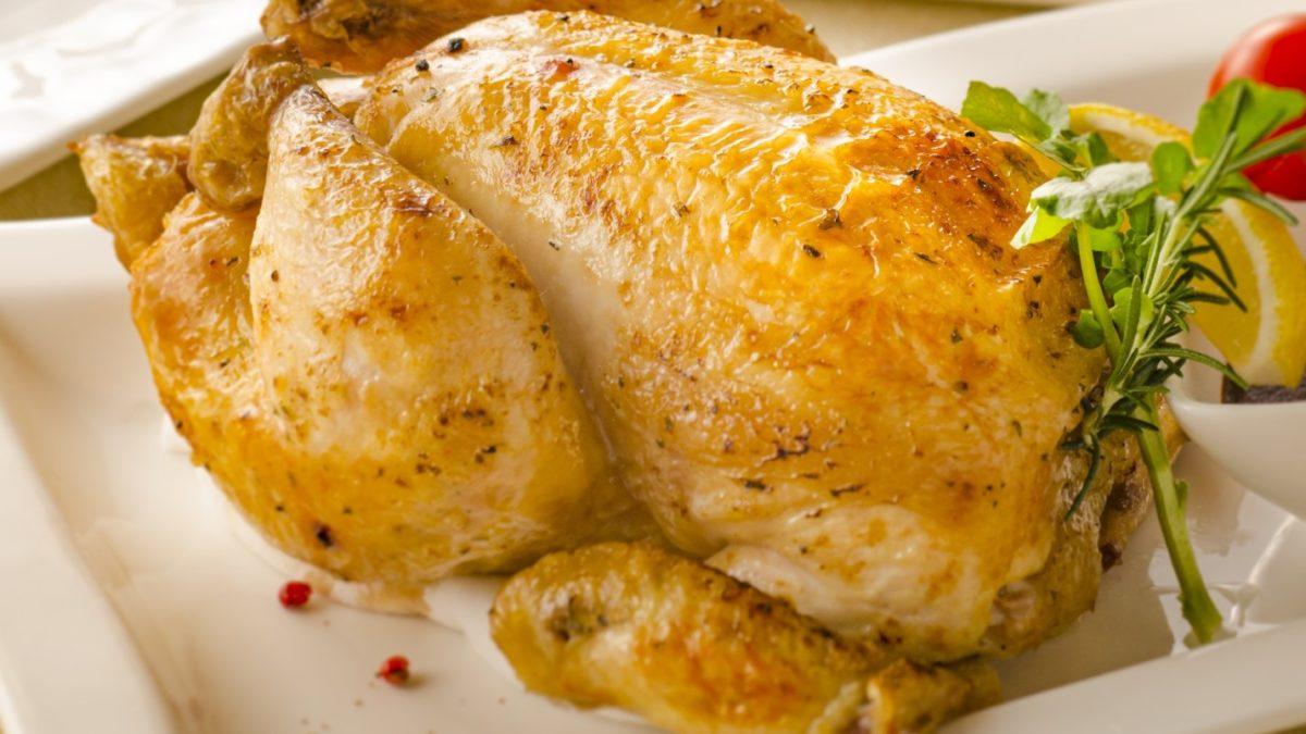 沸騰ワードの鶏の丸焼きレシピ