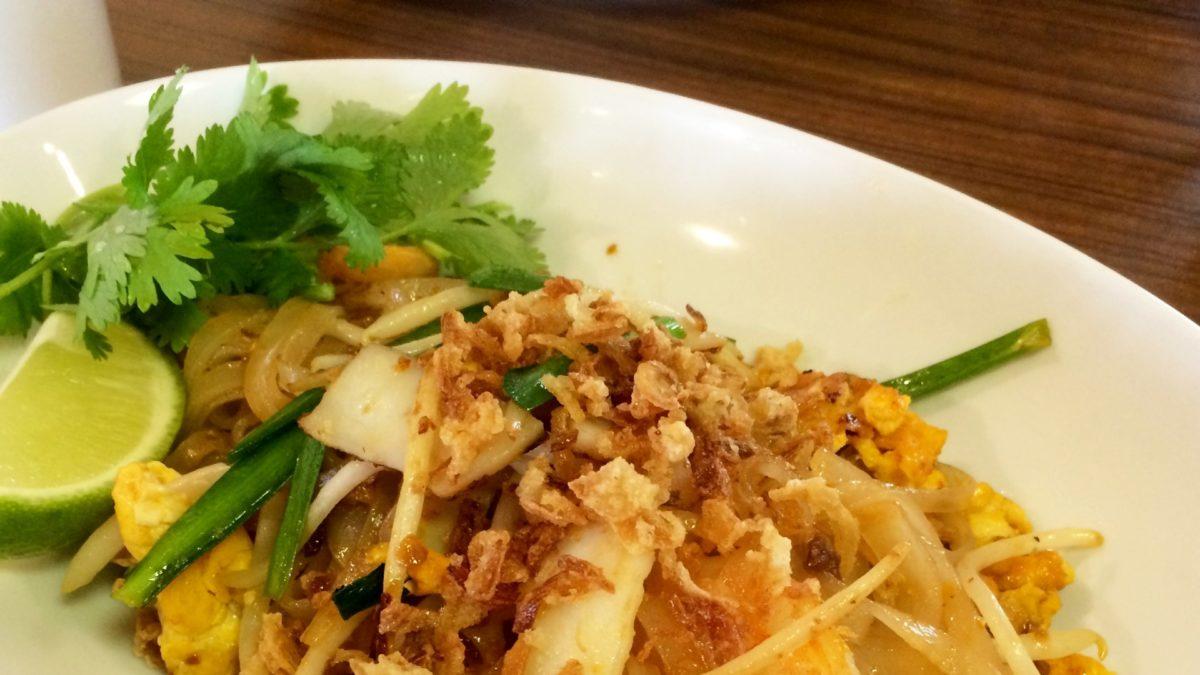 王様のブランチのトムヤム和え麺レシピ