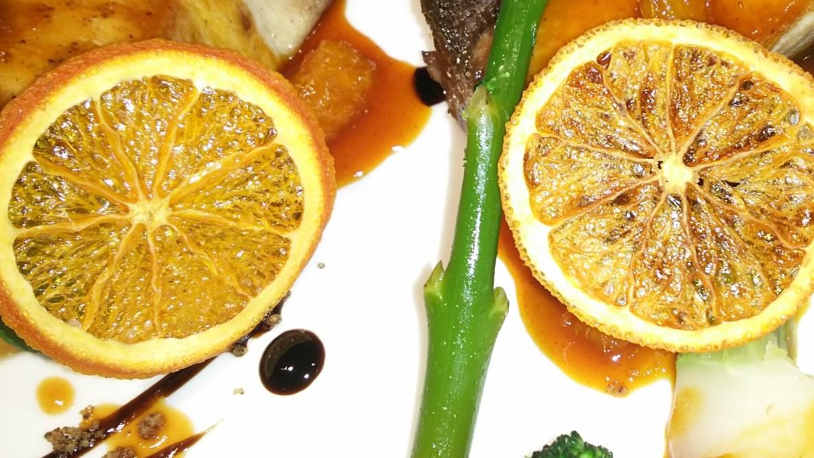 メレンゲの気持ちのオレンジ蒸しレシピ