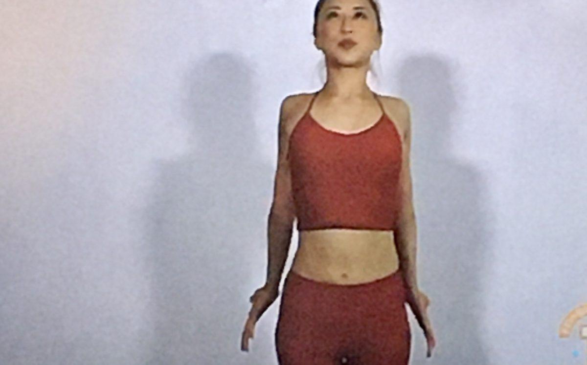 こんにちは体操のやり方1