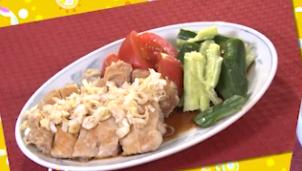 油淋鶏レシピ
