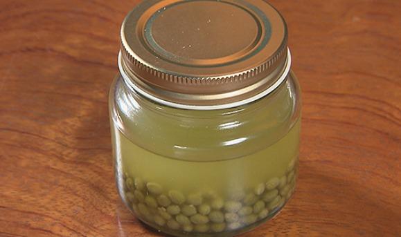 山椒オイルのレシピ