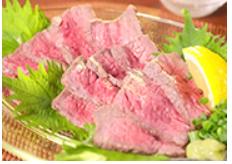 土曜は何するのレンチン牛肉タタキレシピ