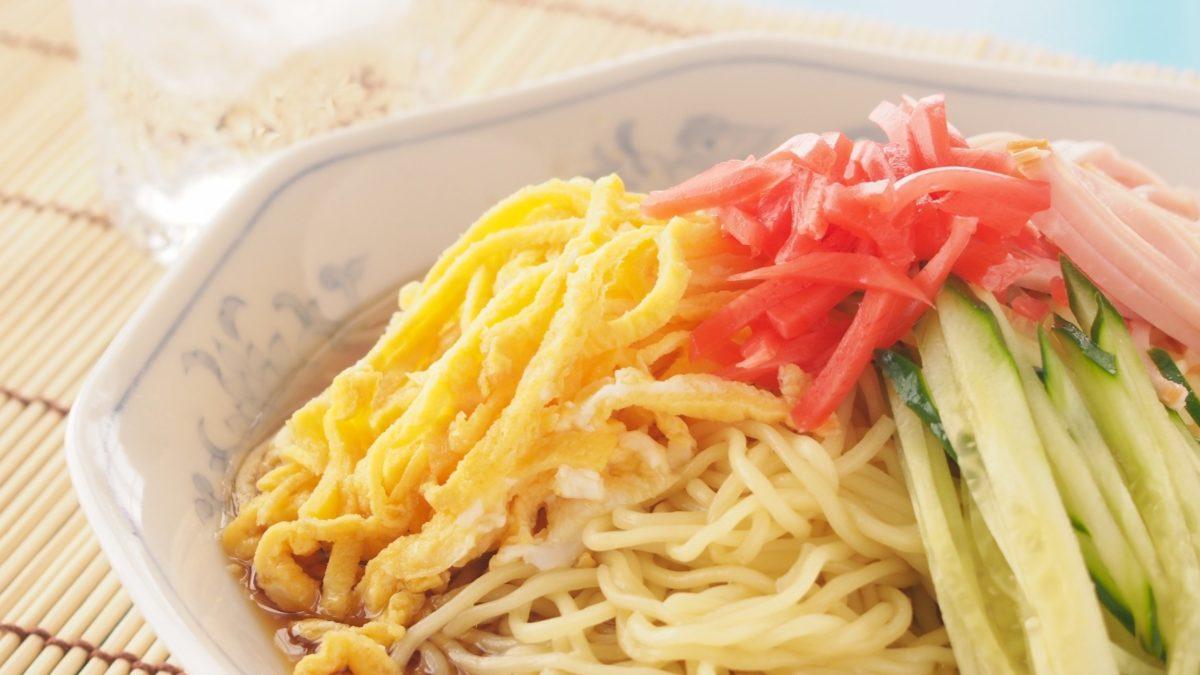 ソレダメの冷やし中華レシピ