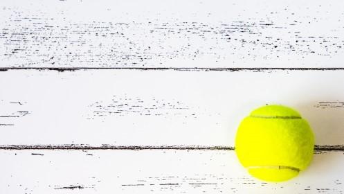 テニスボールダイエットのやり方