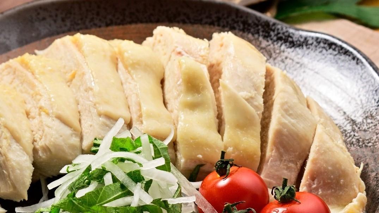 サタプラのホットプレートで鶏ささみのやわらか蒸しレシピ