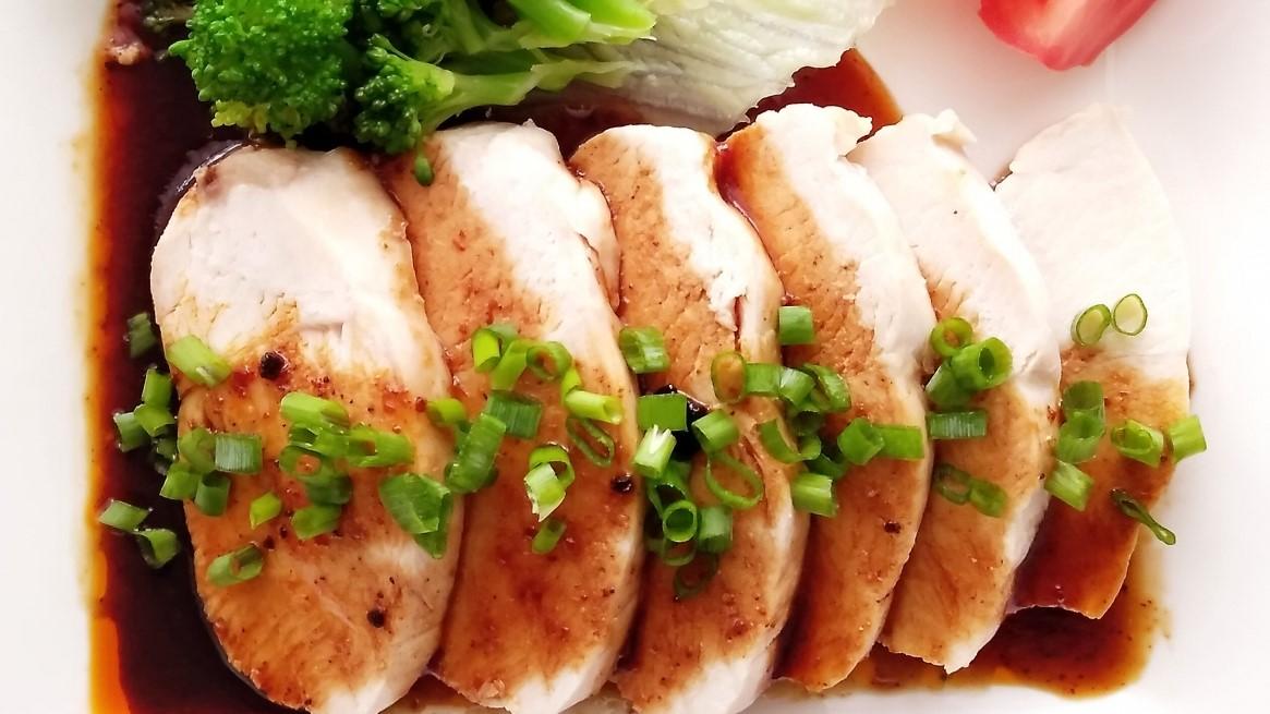 【サタプラ】レンチンよだれ鶏の作り方
