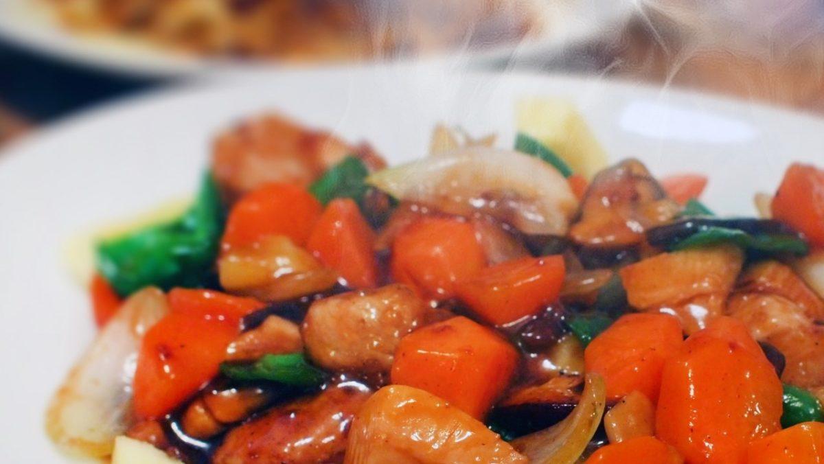 ヒルナンデスの酢鶏