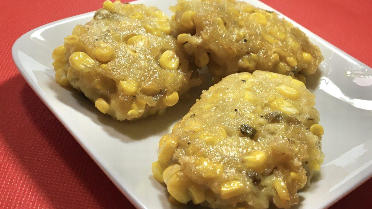 家事ヤロウの和田明日香のもちもちコーン豆腐レシピ