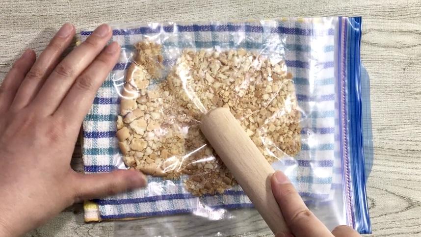 クリームチーズボールの作り方(工程4)