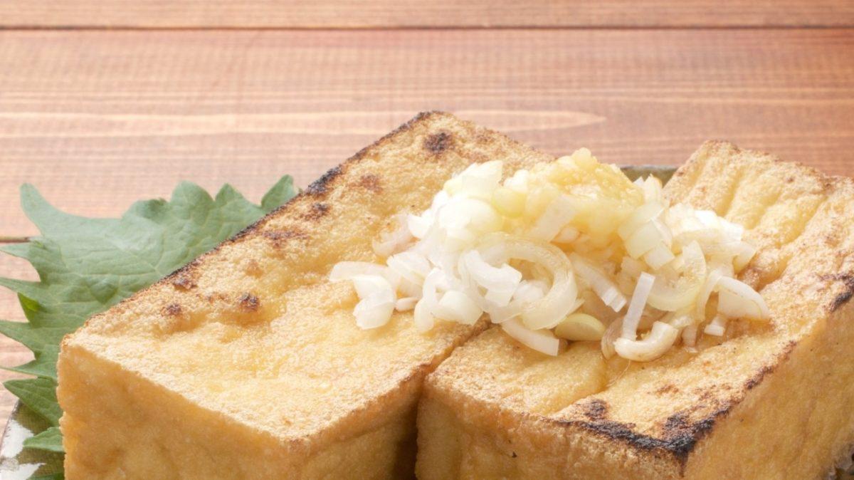 【沸騰ワード】豆腐ロースト