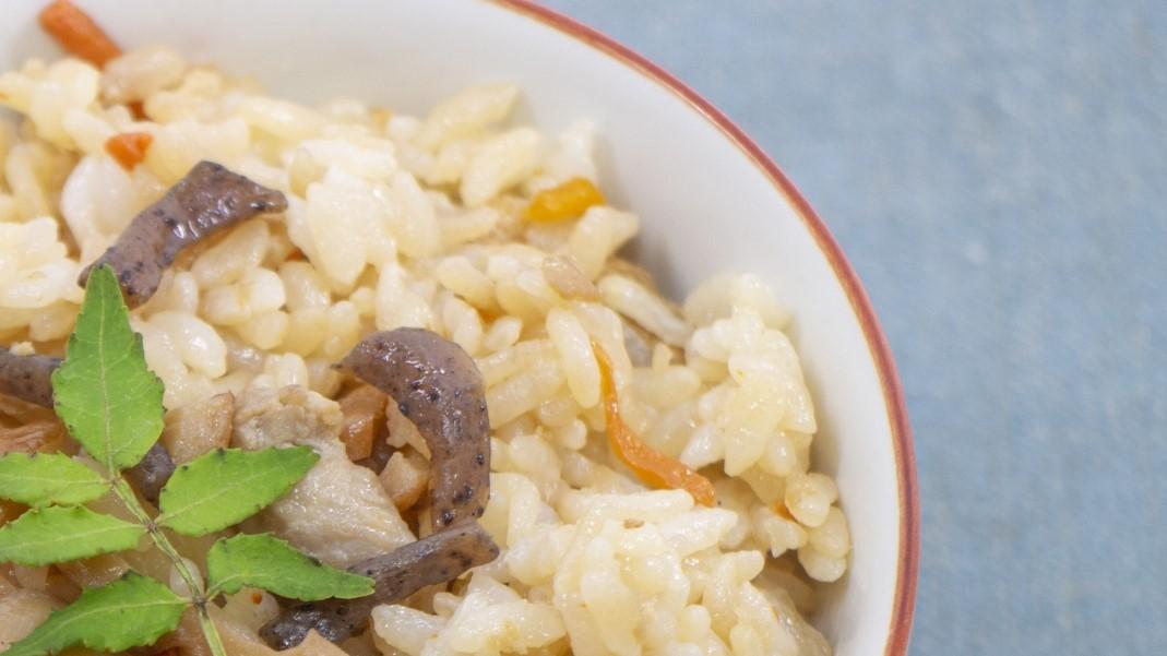 【王様のブランチ】乾物の炊き込みご飯