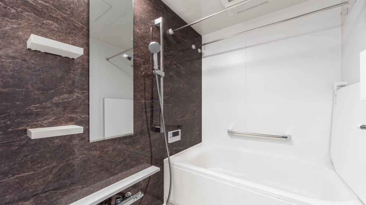 風呂(浴室) 掃除