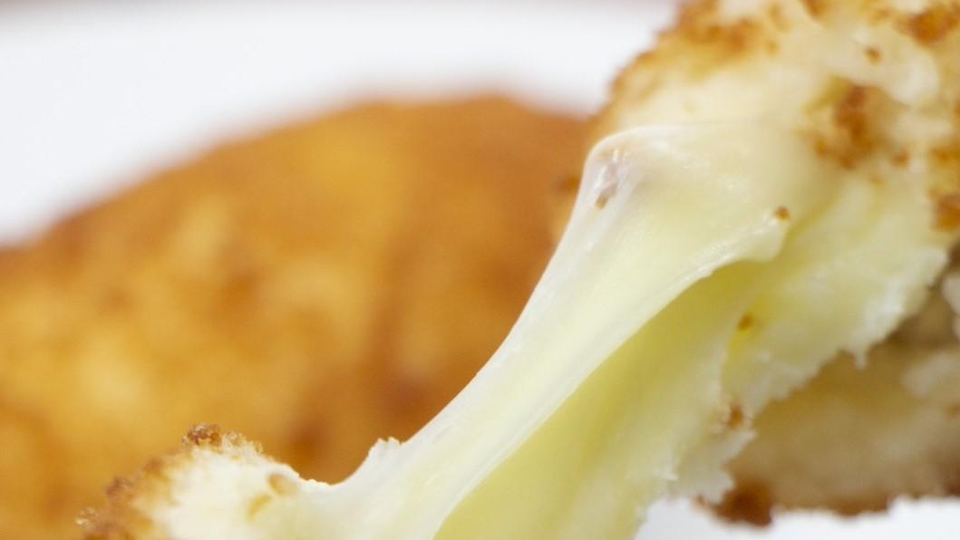 家事ヤロウの明太餅チーズ餃子