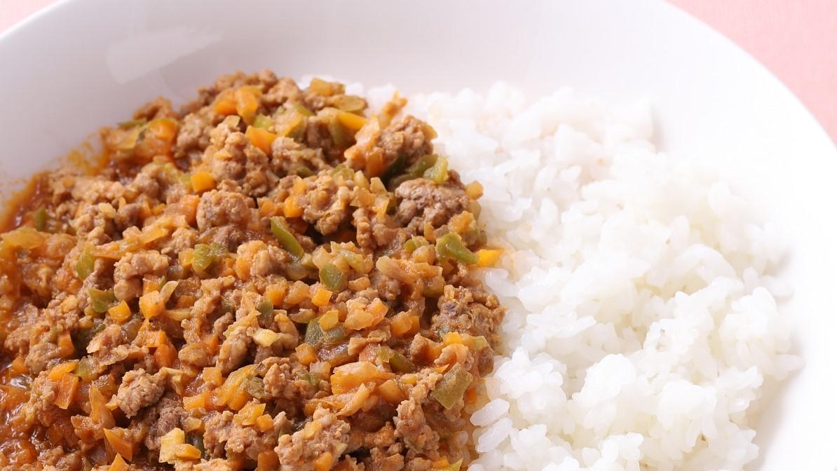 高野豆腐スパイスカレー