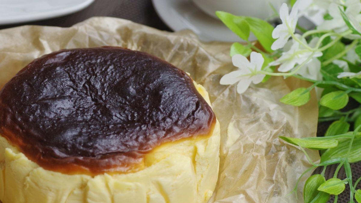 ヒルナンデス 北海道グルメ バスクチーズケーキ