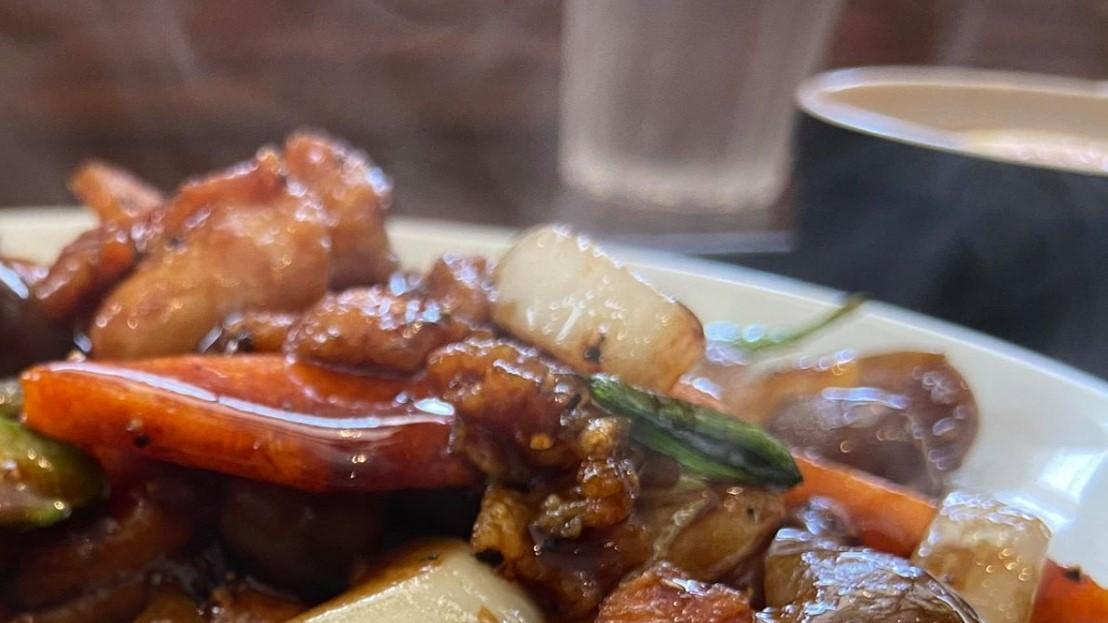 【あさイチ】牛肉とトマトのオイスターソース炒め