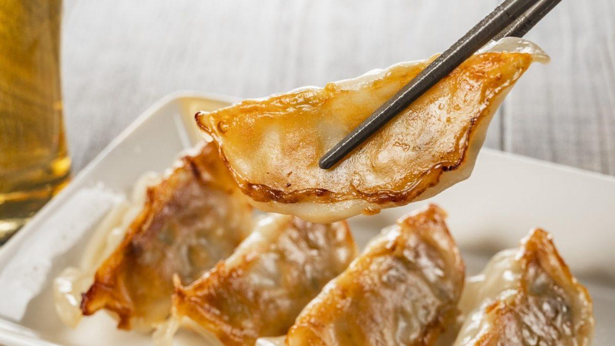 家事ヤロウのポテトサラダ餃子レシピ