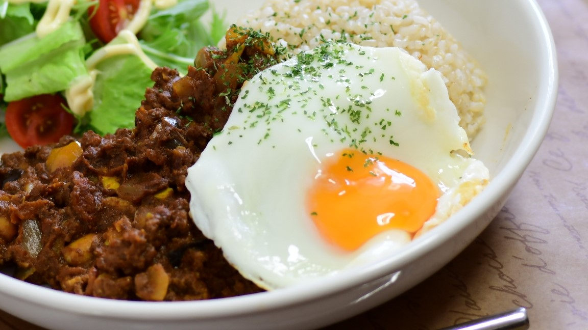 【王様のブランチ】五分ロコモコ丼レシピ