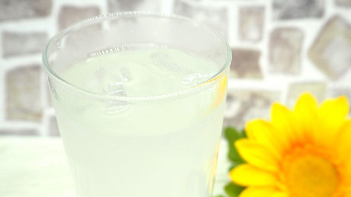あさイチの経口補水液