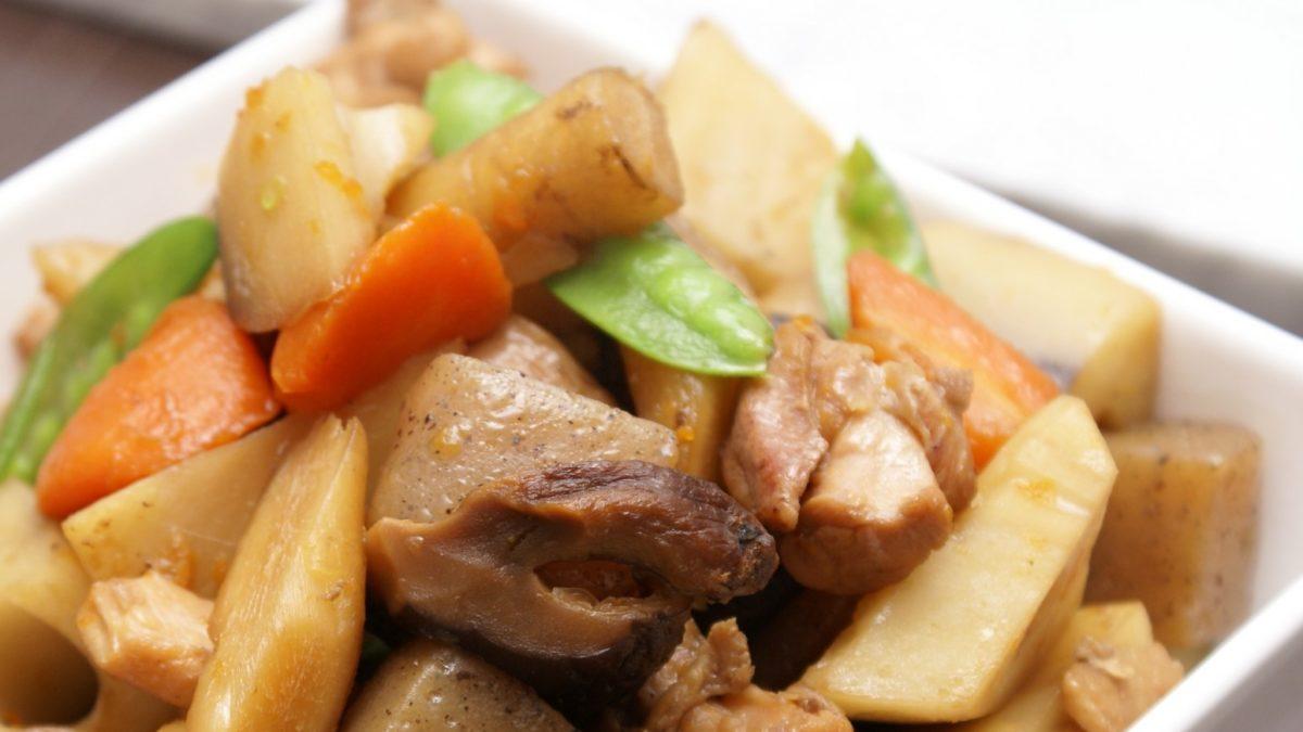 【ヒルナンデス】漬けるだけ筑前煮レシピ