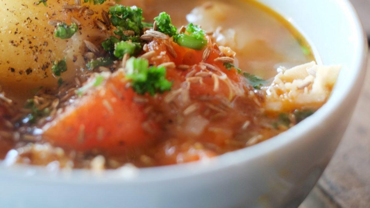 【土曜は何する】魔法のスープ