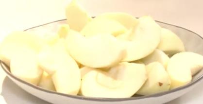 りんごのタルトタタンの作り方1
