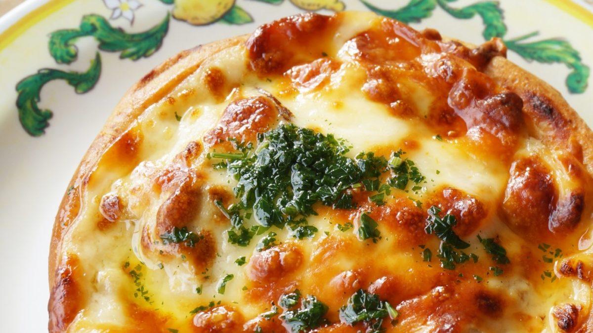 土曜は何するのグラタンパンレシピ