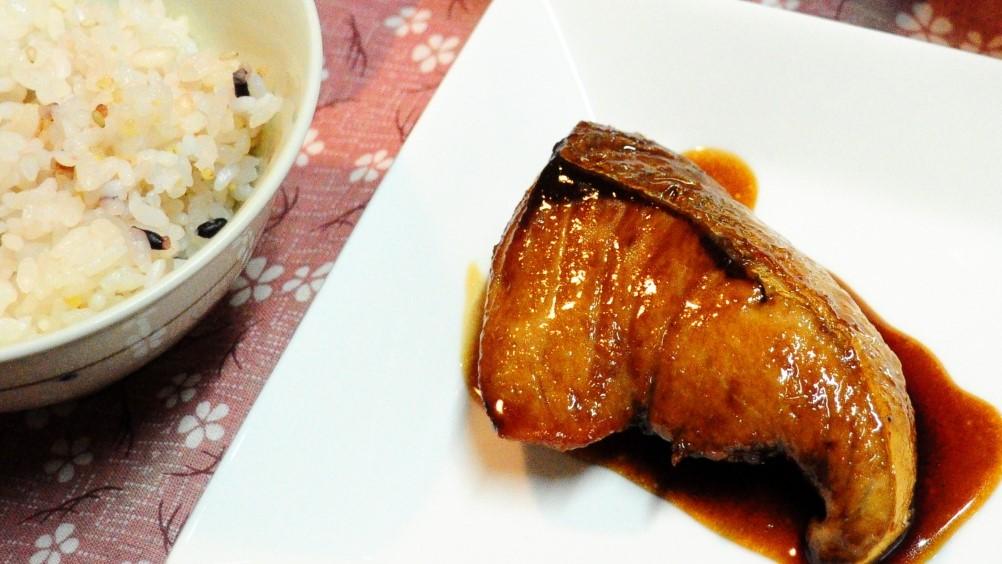 ごごナマのさわらの照り焼きレシピ