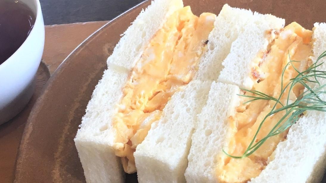 ヒルナンデスの女将飯の卵サンドレシピ