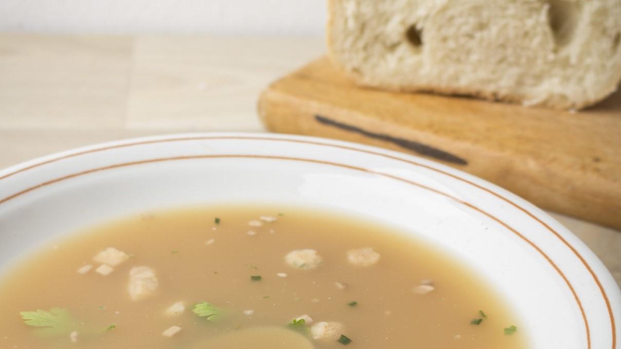 ヒルナンデスのオニオンスープ