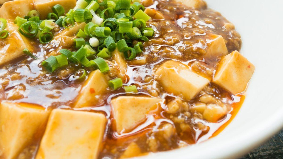 ソレダメ 麻婆豆腐