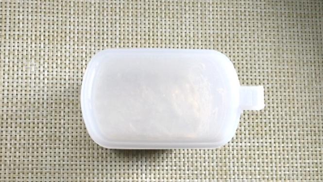 基本のBOXパンの作り方(工程4)