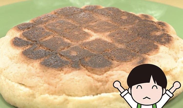 チョコクリームチーズメロンパン