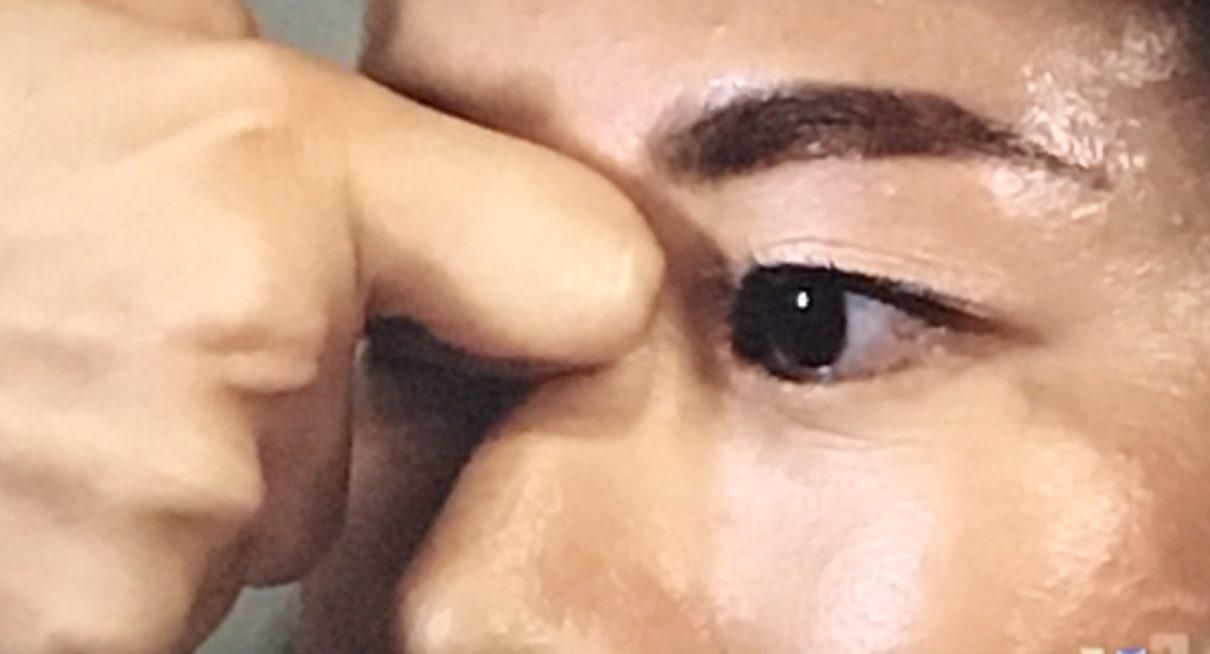 眉間のシワとりメソッド2-1