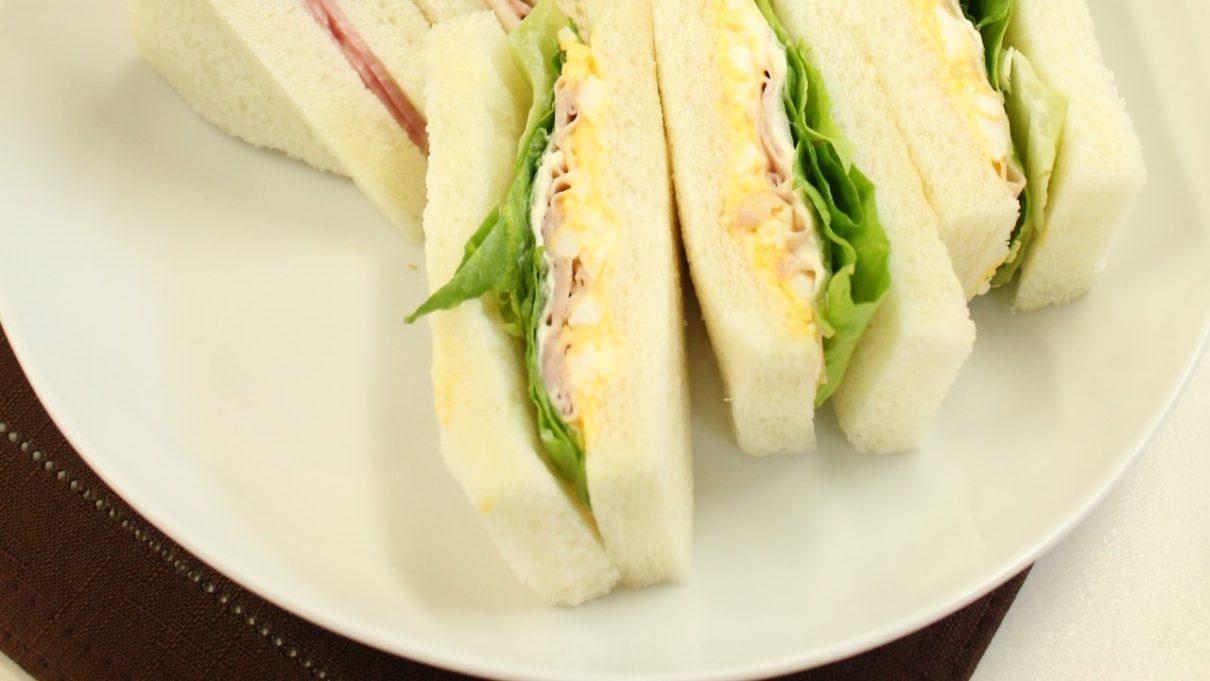 あさイチの鰹節でサンドイッチレシピ
