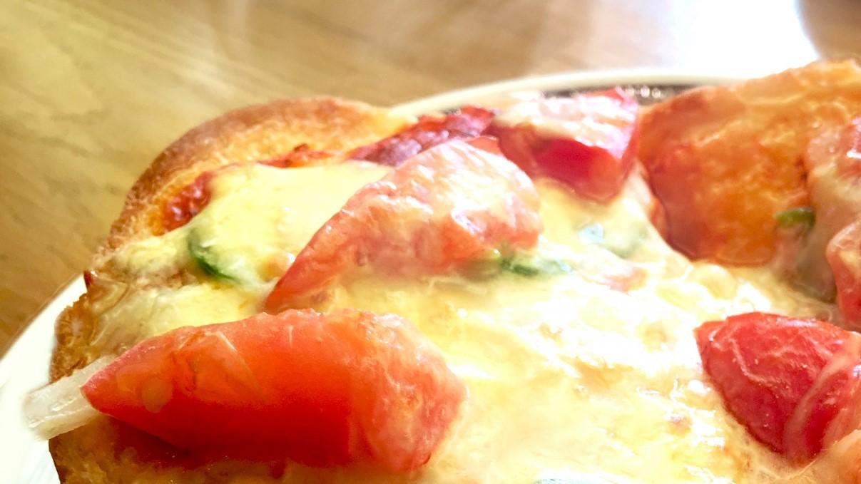 家事ヤロウのじゅわトマトーストレシピ