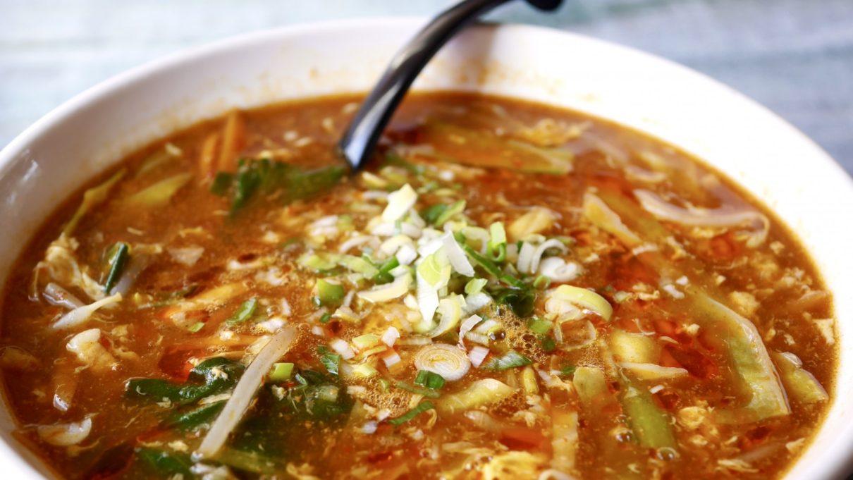 マツコの知らない世界 サンラータン麺
