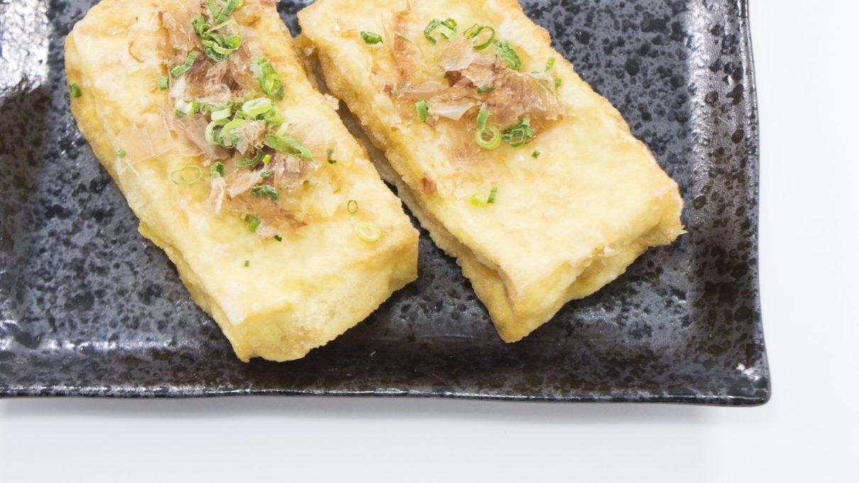 あさイチの鰹節で豆腐の土さ揚げレシピ
