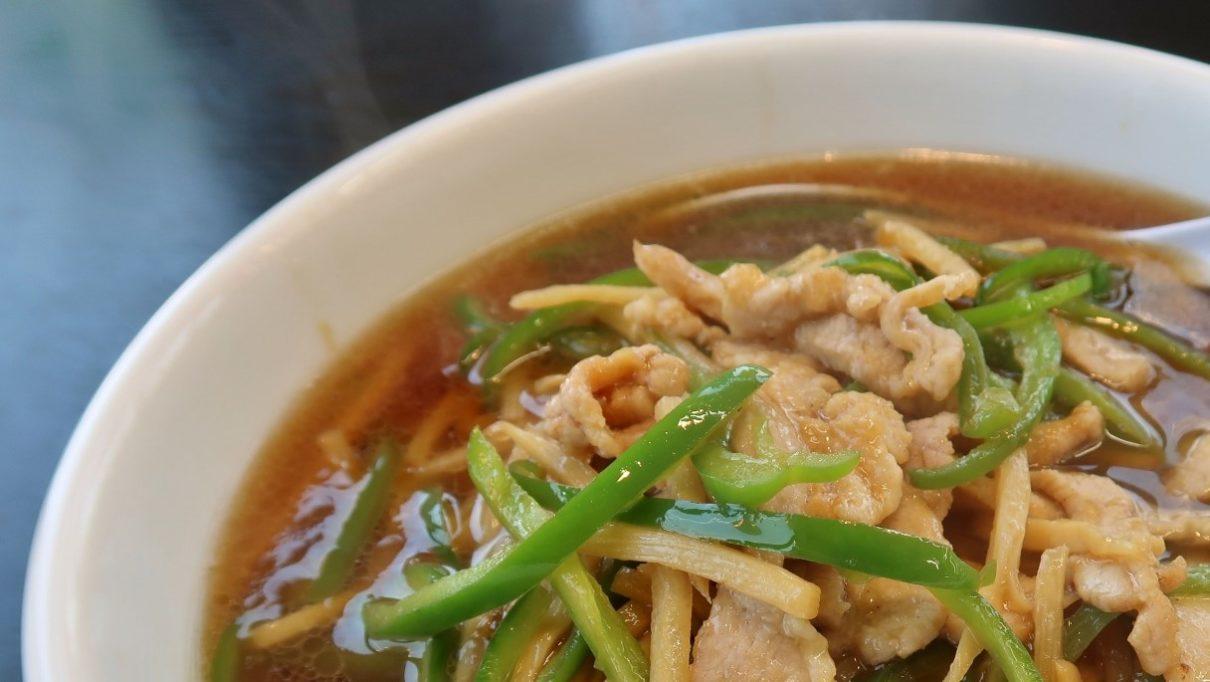 きょうの料理の栗原はるみの鶏むね肉とチンゲンサイの中華炒め