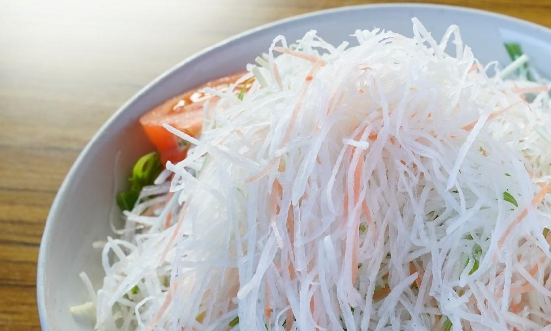 きょうの料理の栗原はるみの揚げ春雨サラダ