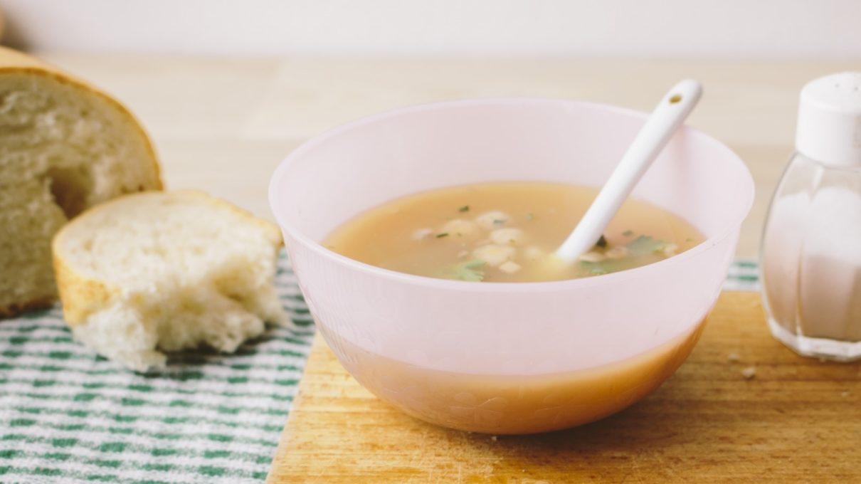 スッキリ Atsushi 美腸スープ