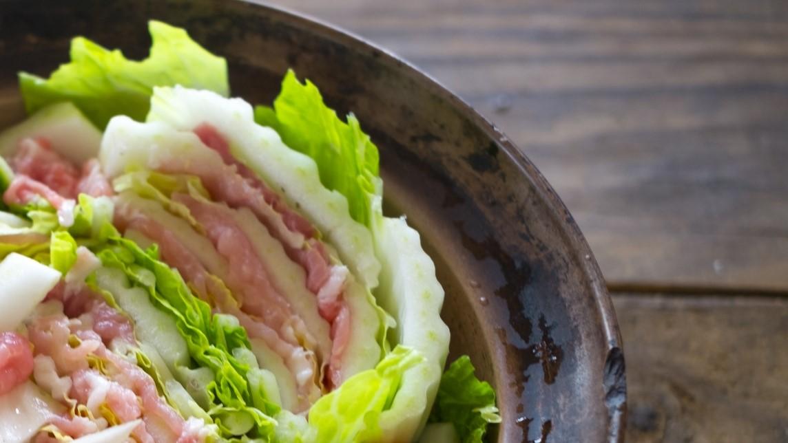 家事ヤロウのコンビーフ鍋レシピ