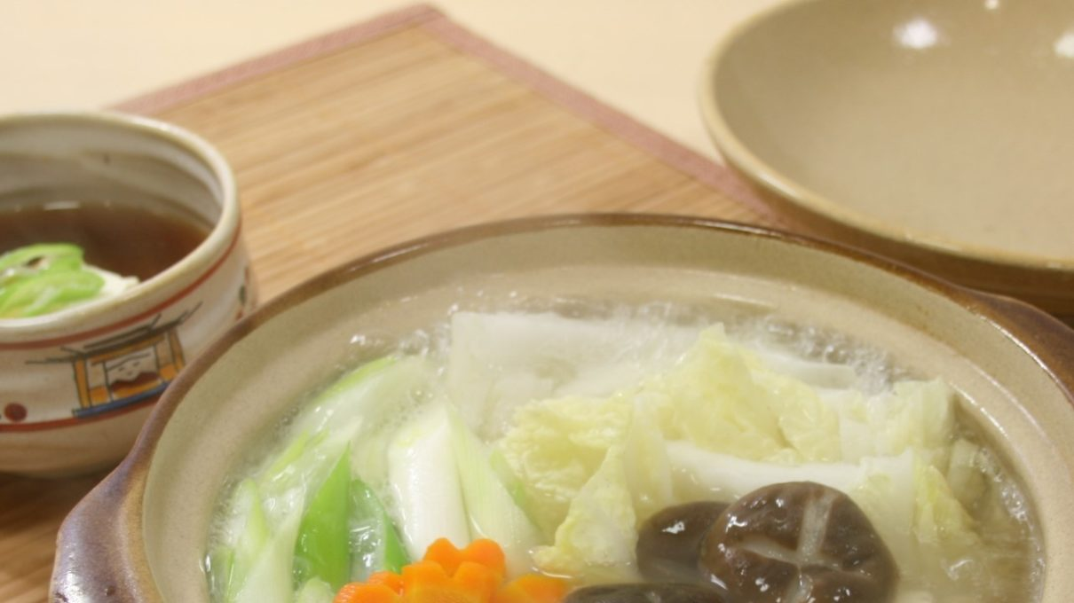 家事ヤロウ 鍋レシピ